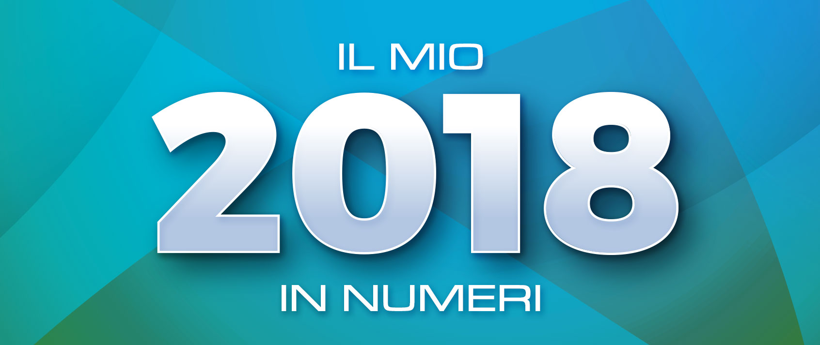 MY 2018 IN NUMBERS – BY TIBERIO FAORO