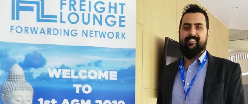 "Meeting ""The Freight Lounge"" Forwarding Network"