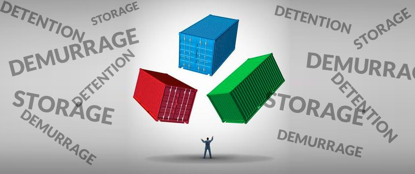 La differenza tra demurrage, detention e storage. Quali sono le principali cause?